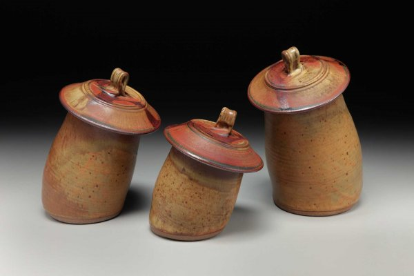Cannisters, Sarah Wells Rolland