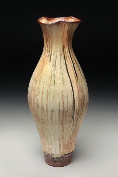 Large Pod Vase, Sarah Wells Rolland