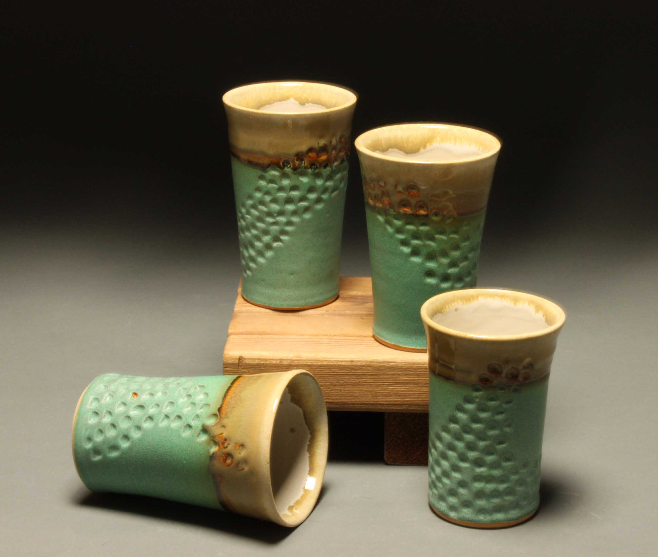 Cups by Dearing Davis