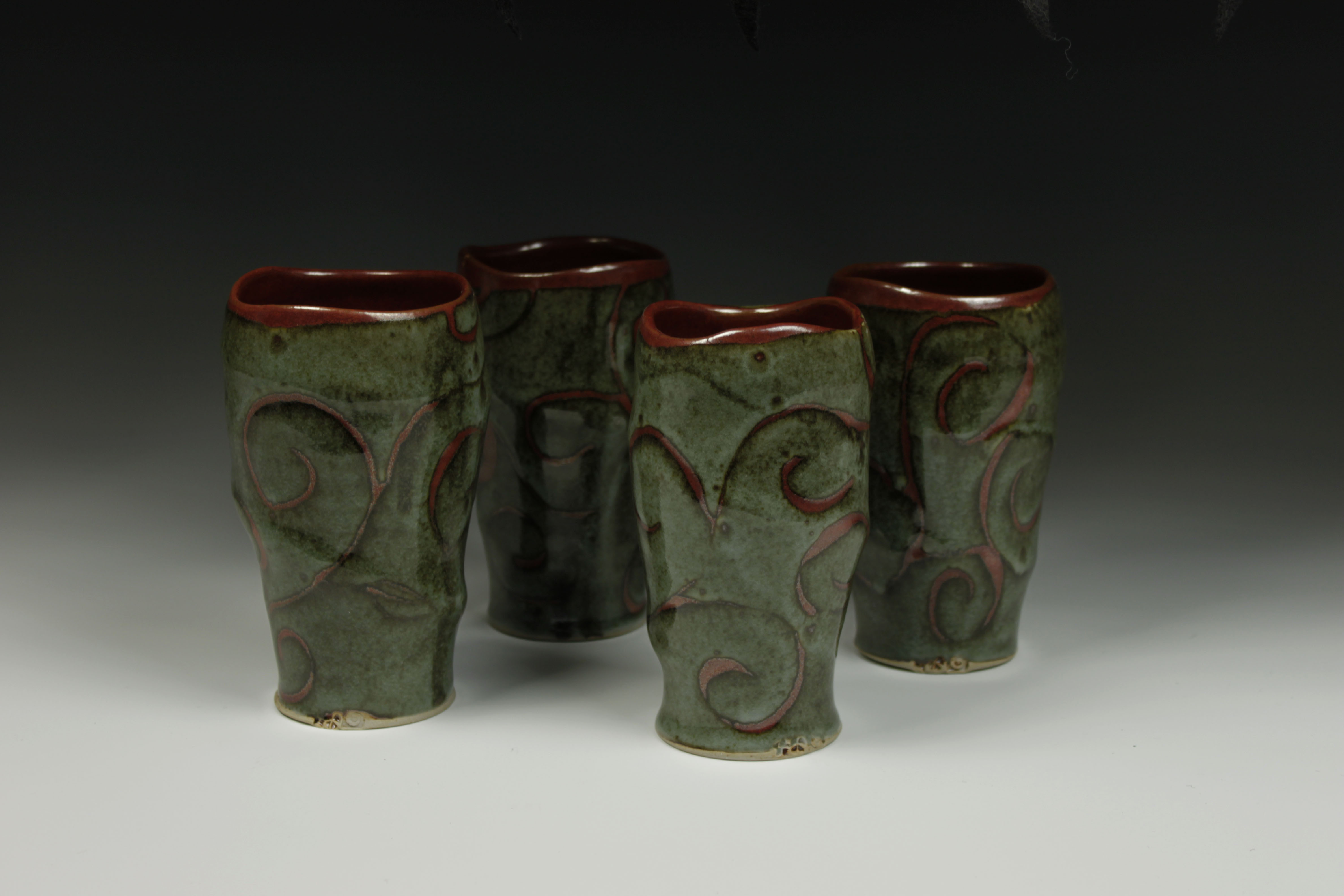 Tumblers by Lori Theriault