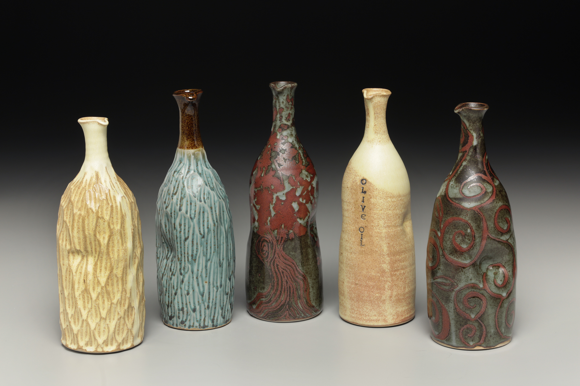 Bottles by Lori Theriault