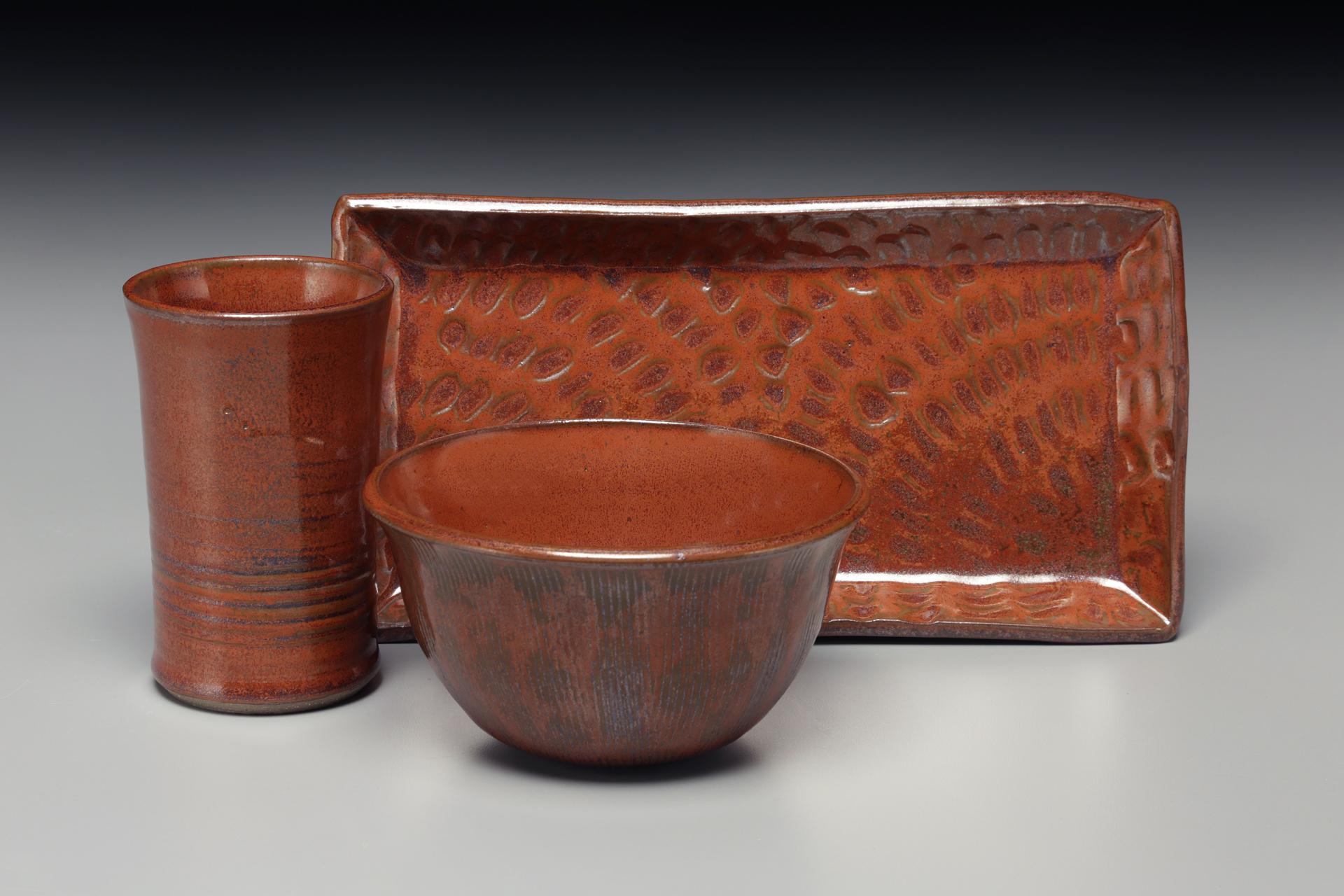 Pottery by Dearing Davis