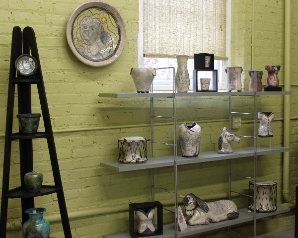 Raku Gallery, The Village Potters