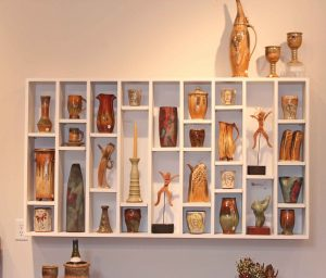 The Village Potters, Gallery, Contemporary Art, Ceramics, Pottery