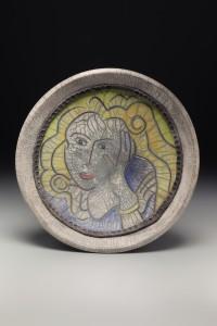 the village potters, asheville, nc, pottery, raku, melanie robertson