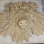the village potters, asheville, nc, pottery classes, sculpture