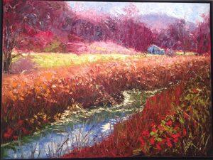 the village potters, asheville, nc, jenny buckner, feature artist, spotlight gallery