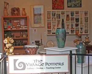 The Village Potters, Asheville, NC