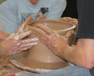 The Village Potters, Asheville, NC, Collective, Collaboration, Cooperative