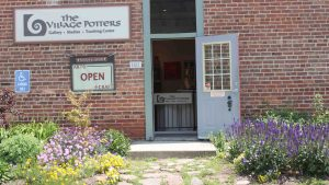 the village potters, one year celebration, american craft week
