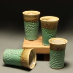 the village potters, asheville, nc, pottery, ceramics, gallery, studios, dearing davis