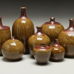 the village potters, asheville, nc, pottery, karen dubois