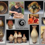 the village potters, asheville, nc, pottery, sarah wells rolland