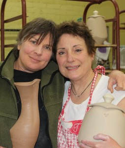 The Village Potters, Sarah Wells Rolland, Cat Jarosz, Pottery, Workshop, Masters Series
