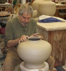the village potters, bernie segal, weekdays with bernie, appreciation
