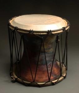 JH Copper Flash Talking Drum Nov13 002