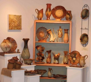 the village potters, asheville, nc, pottery, ceramics, gallery