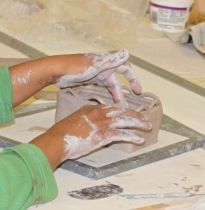 the village potters, asheville, nc, pottery classes, get your hands dirty, third saturday