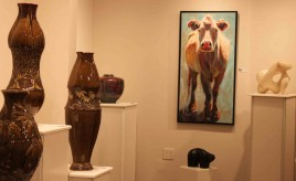 the village potters, asheville, nc, pottery, ceramics, gallery, sculpture