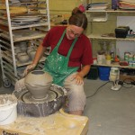 the village potters, asheville, nc, pottery, ceramics, gallery, workshops, get your hands dirty