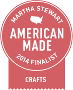 the village potters, asheville, nc, pottery, ceramics, martha stewart, american made, 2014 craft finalist