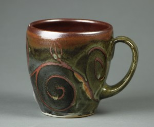 Mug by Lori Theriault