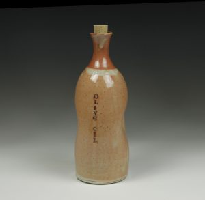 Lori Theriault Oil Bottle