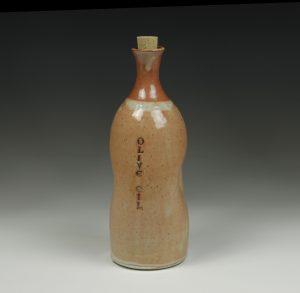 Lori Theriault Oil Bottle