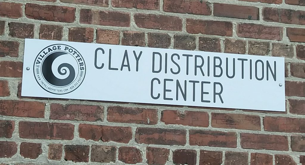 the village potters, asheville, nc, clay, order clay, laguna clay, miller clays, clay company