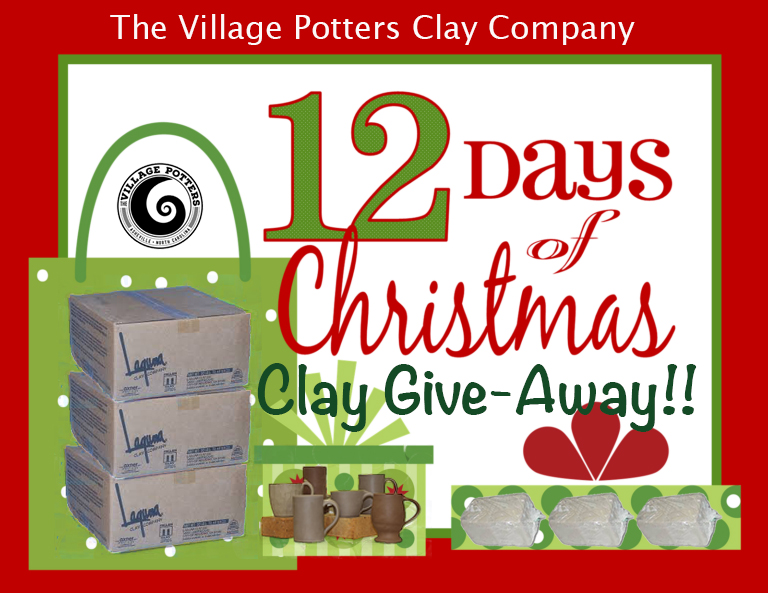 the village potters, asheville, nc, village potters clay company, laguna clays, miller clay, axner clay, clay distribution, give away, clay