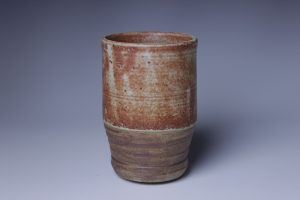 the village potters, asheville, nc, pottery, tumbler, cups, handmade, dearing davis