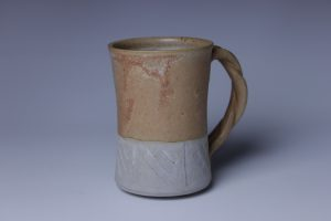the village potters, asheville, nc, pottery, ceramics, handmade, mugs, dearing davis