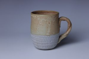 the village potters, asheville, nc, pottery, ceramics, mugs, handmade, dearing davis