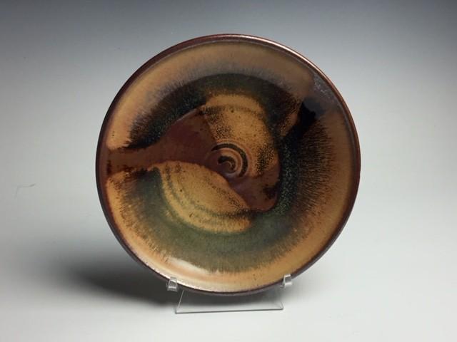 salsd plate ET glaze