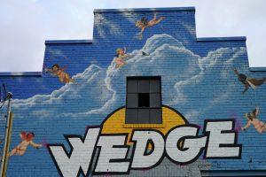 Wedge photo by Scott Douglas