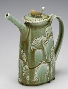 DV Ginkgo Teapot, hi res