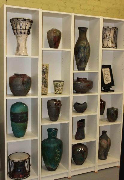 Raku Gallery, The Village Potters