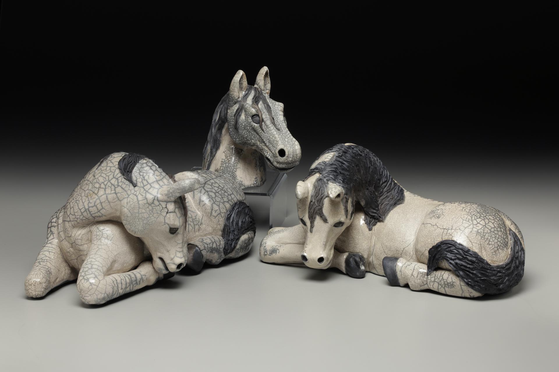 The Village Potters, Judi Harwood