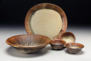 the village potters, asheville, nc, pottery, ceramics, julia mann, resident potter, instructor