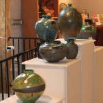 The Village Potters, Fine Craft, Pottery, Gallery, Bernie Segal