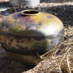 The Village Potters, Raku, Workshops, Sculpture, Bernie Segal, Judi Harwood