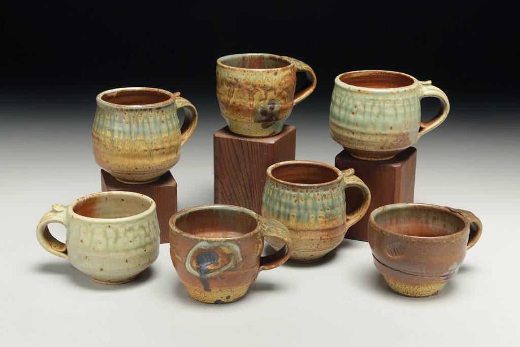 the village potters, asheville, nc, pottery, ceramics,