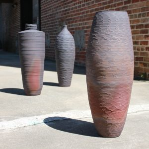 the village potters clay center, asheville, nc, tori motyl, wild clay