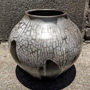 Judi Harwood, the Village Potters Clay Center, Naked Raku, Raku