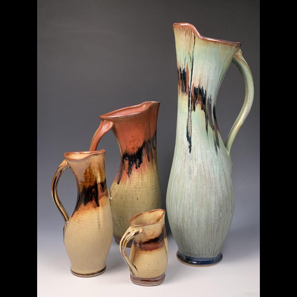 Pots That Pour by Sarah Wells Rolland