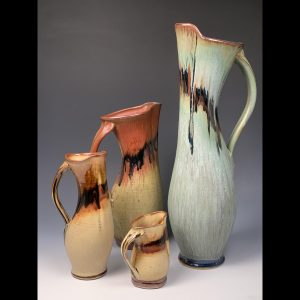 Pots That Pour by Sarah Wells Rolland