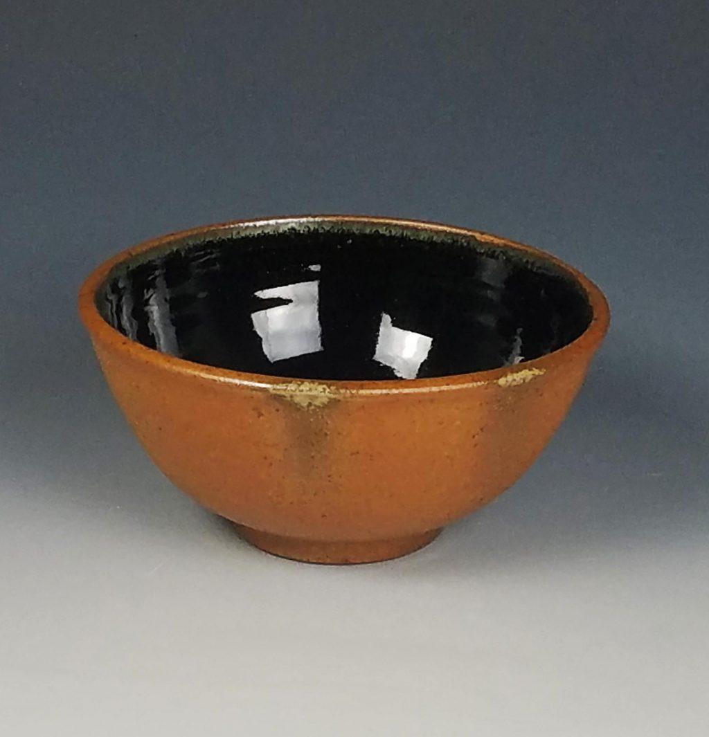 the village potters clay center, asheville, nc, pottery, ceramics, wood ash kiln, wood ash fired, kazegama, bowls, julia mann