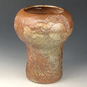 the village potters clay center, the village potters, asheville, nc, pottery, wood ash kiln, kazegama, vincent series, lori theriault