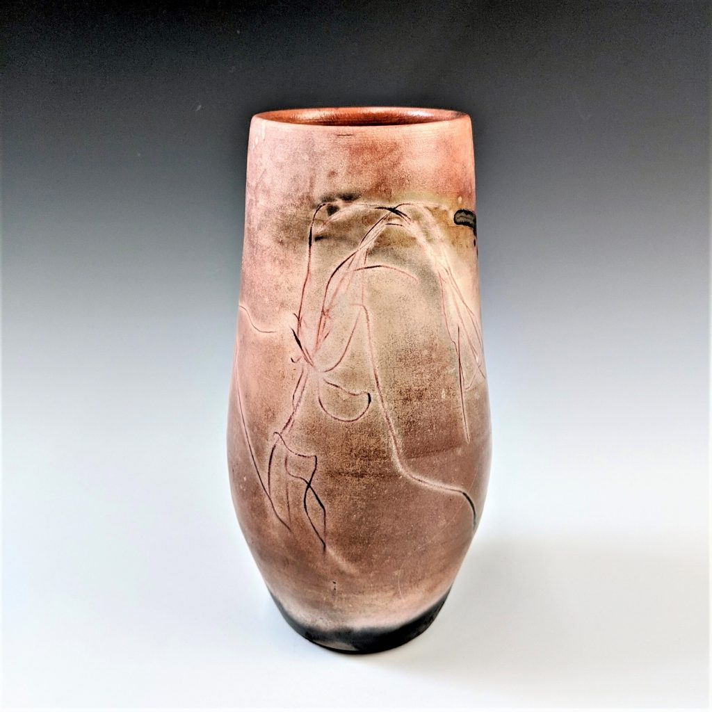 the village potters clay center, asheville nc, pottery, ceramics, raku, saggar, judi harwood