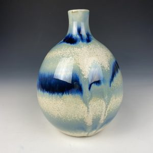 the village potters clay center, asheville nc, pottery, ceramics, vases, wheel thrown pottery, katie meili messersmith
